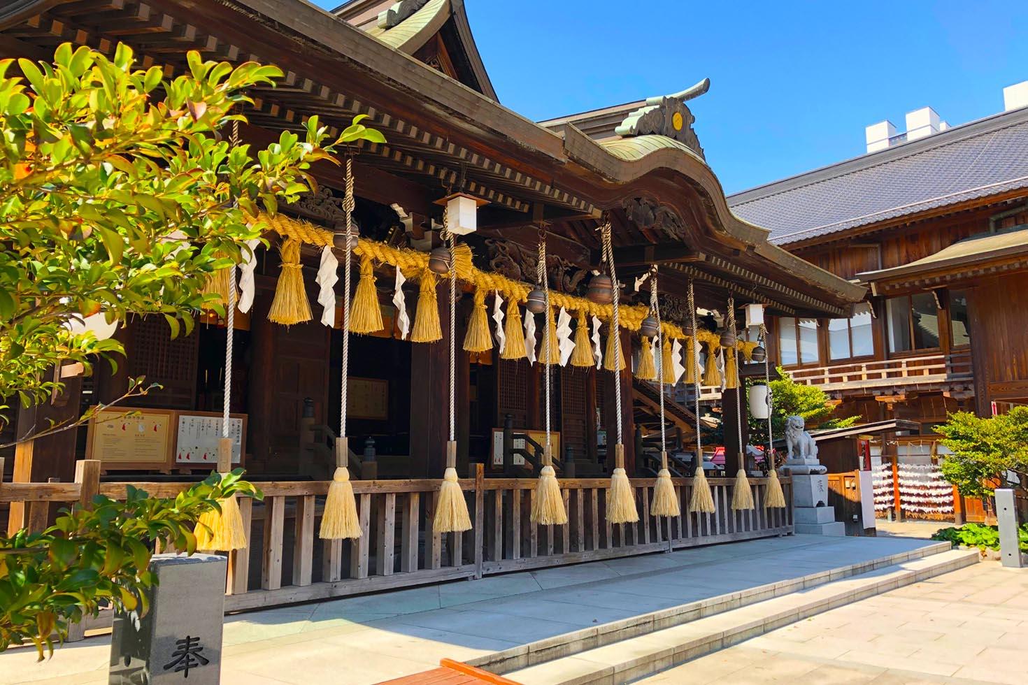 北九州タクシー協会観光地